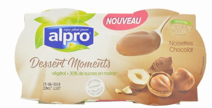 Alpro Dessert Moments