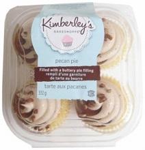 Kimberley's Bakeshoppe pecan pie cupcakes