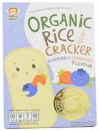 Organic Rice Baby Crackers