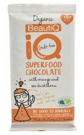 IQ Superfood Chocolate Organic BeautiQ