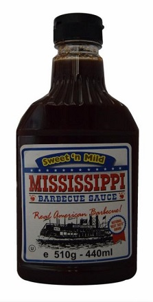 Véritable sauce barbecue américaine