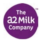 A2 Milk Company logo