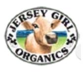 logo de Jersey Girls Organic