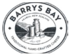 logo de Barrys Bay