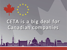 CETA is a big deal for Canadian companies