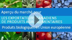Produits biologiques en Union européenne