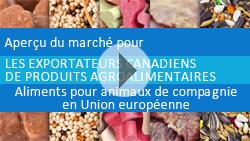 Le poisson et le fruits de mer dans l'UE