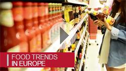 Food Trends in Europe