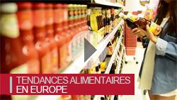 Tendances alimentaires en Europe
