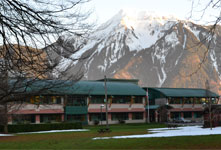 Le Centre de recherche et de développement d'Agassiz (Colombie-Britannique)