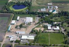 Centre de recherche et de développement de Lacombe (Alberta)