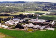 Le Centre de recherche et de développement de Sherbrooke, Sherbrooke (secteur de Lennoxville), (Québec)
