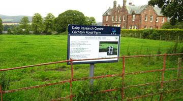 Scotland farm.