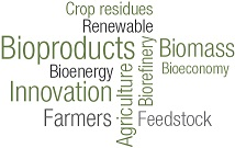 Bioproducts wordle