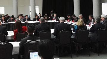 Comité mixte de coopération scientifique Canada-Chine de 2016.