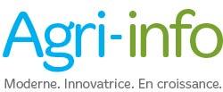Agri-info : Moderne. Innovatrice. En croissance.