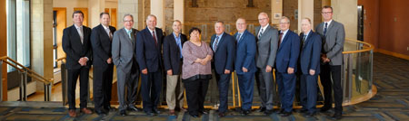 Canada's federal, provincial and territorial Ministers of Agriculture