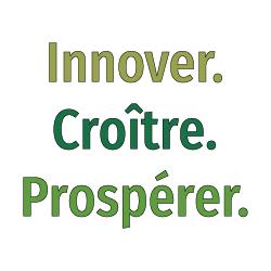 Innover. Croître. Prospérer.