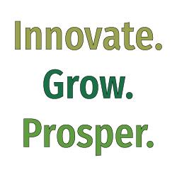 Innovate. Grow. Prosper.
