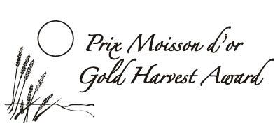 Prix Moisson d'or.