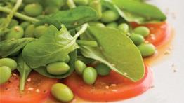 Japanese-Style Soybean Salad