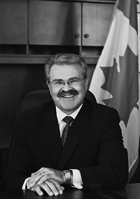 L'honorable Gerry Ritz