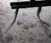 Pratique culturale: Travail du sol au moyen de couteaux latéraux