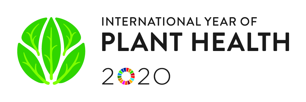 Logo International Year of Plant Health 2020