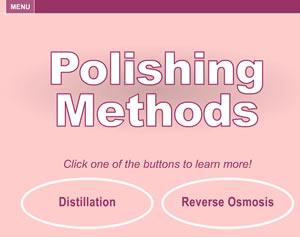 Screenshot of the animation Polishing Methods.